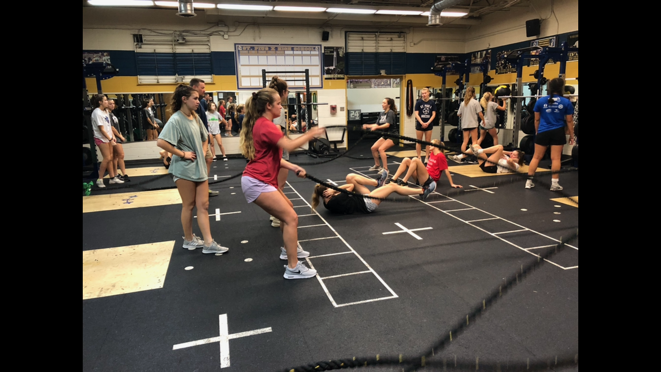 Strength and Conditioning   St  Pius X Catholic High School