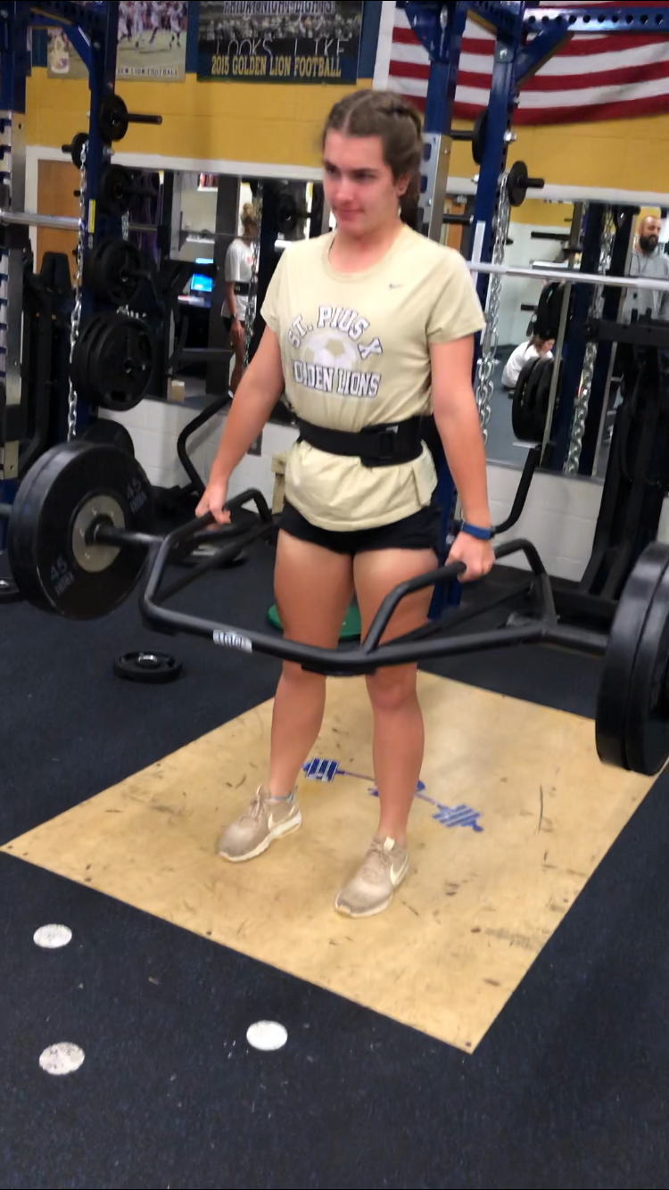 Strength and Conditioning | St  Pius X Catholic High School